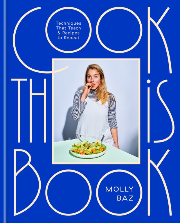 Why Molly Baz just might be the Abbie Hoffman of the culinary world
