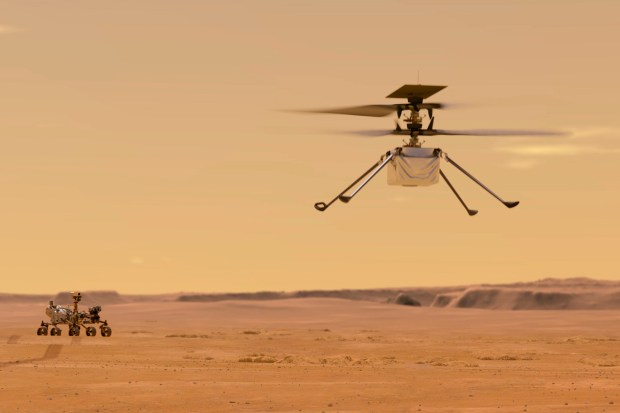 NASA delays historic flight of Mars helicopter Ingenuity for several days