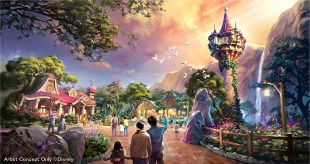 What we know about the 6 possible projects in the Disneyland expansion plan