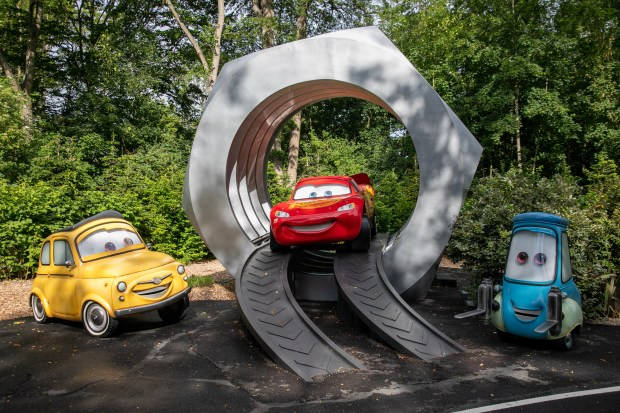 Every Disney theme park around the world is open for first time in 17 months