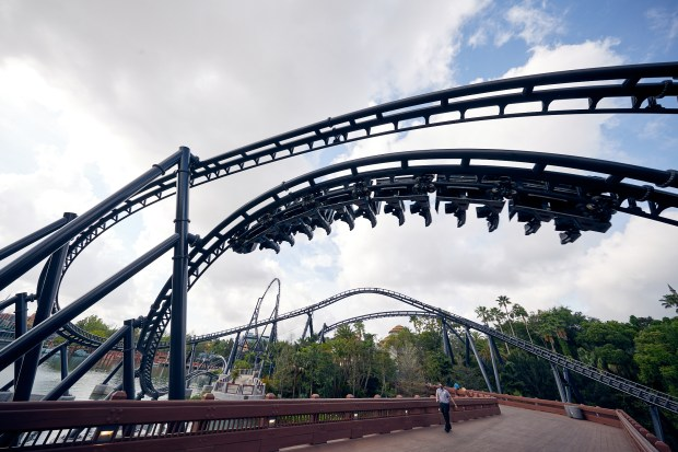 Niles: It's a golden age for roller coaster fans