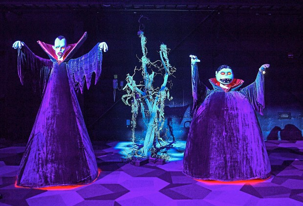 Disneyland rolls out mini parades in preparation for Halloween parade