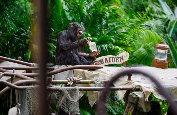 Park Life: Jungle Cruise preview; Halloween Time is around the corner