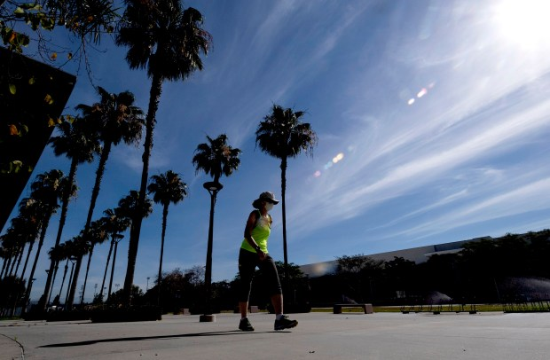 How hot and dry is Southern California's 'new normal' weather?