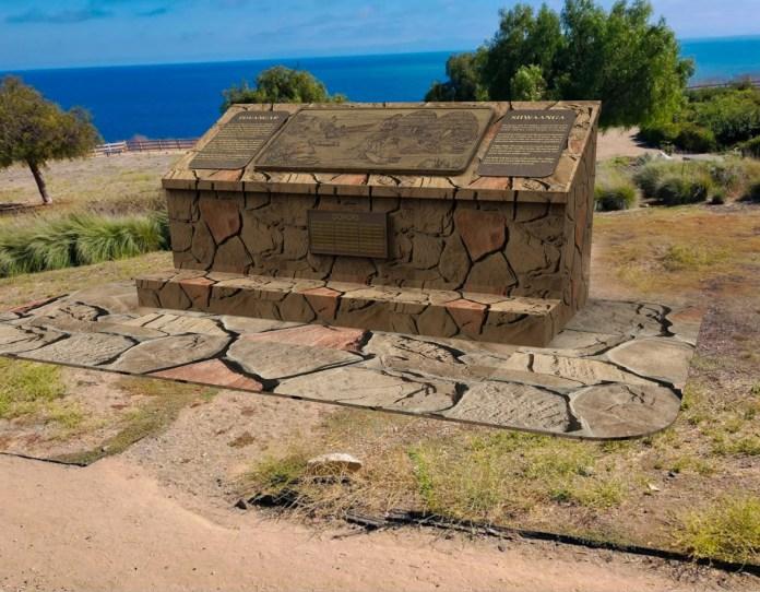 Rancho Palos Verdes erects monument honoring Tongva people