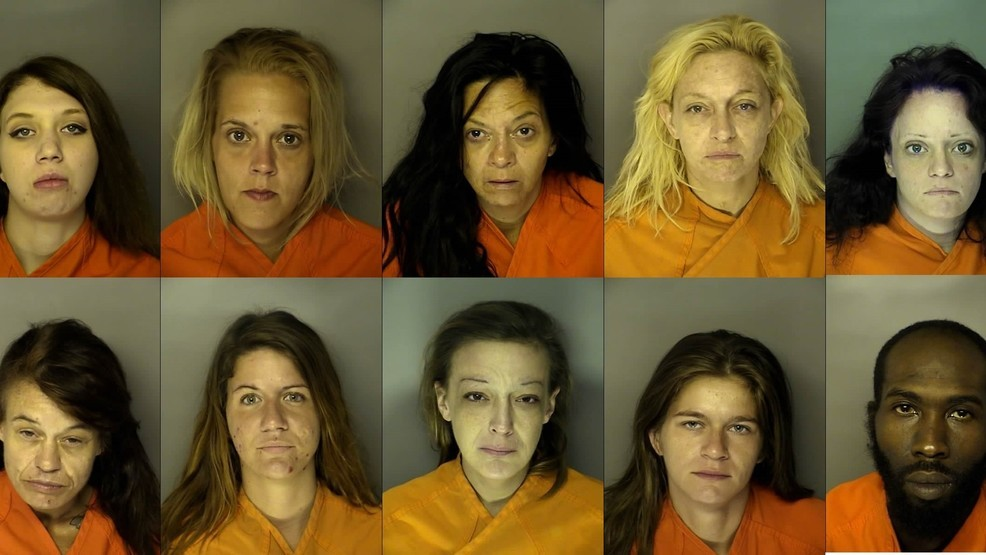 Myrtle Beach Street Crimes Unit Arrests 17 In Connection To City Prostitution