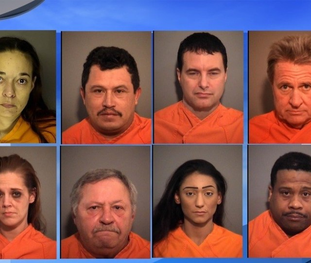 North Myrtle Beach Police Conduct Prostitution Sting After Increase In Online Activity