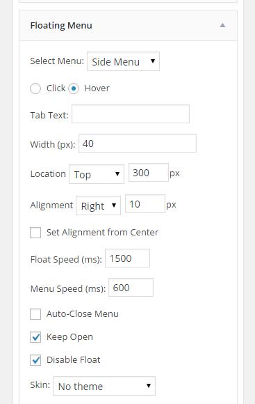 floating-menu-widget