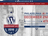 WordCamp US Dec 2-4