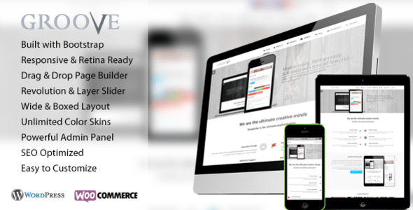Groove WordPress Theme