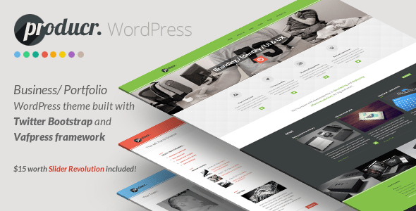 Producr WordPress Theme