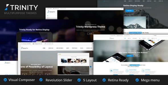 Trinity WordPress Theme