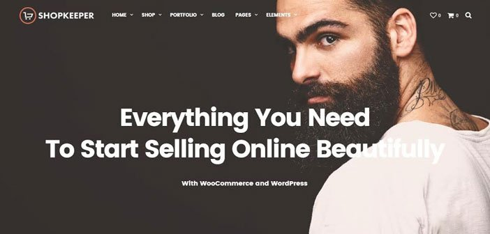 Shopkeeper-WP-Theme