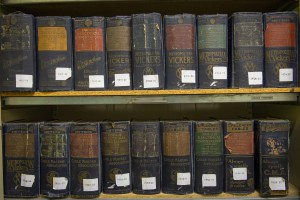 A small part of the archives of regional and national electricity history of the Western Power Electricity Historical Society