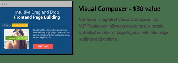 wpresidence visual composer add-on
