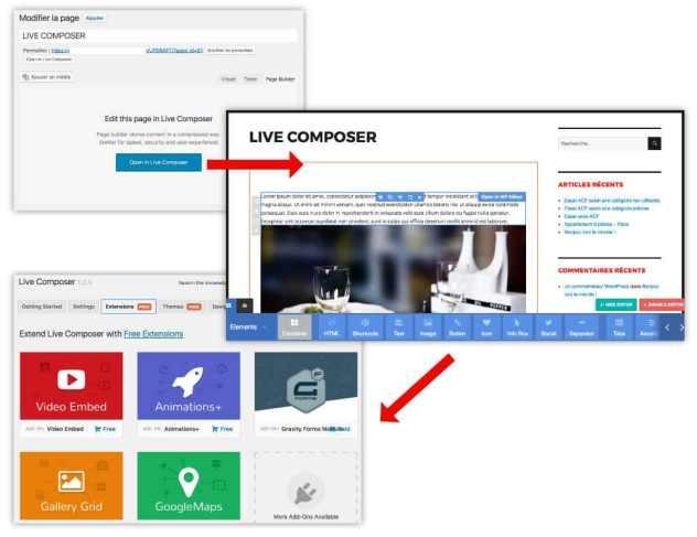 Live Composer - test