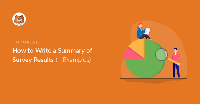 How to Write a Summary of Survey Results (+13 Examples)