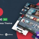 Betube v3.0.4 – Video WordPress Theme Nulled