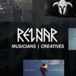 Reinar v1.2.7 – A Nordic Inspired Music and Creative WordPress Theme Nulled