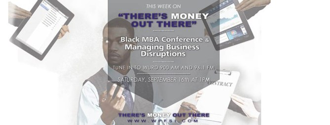 National Black MBA Association® and Managing a Business Disruption