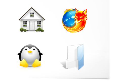 Crystal icon set - free beautiful icons