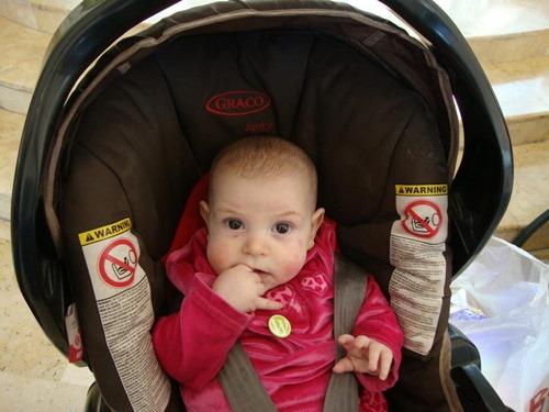 Baby at WordCamp