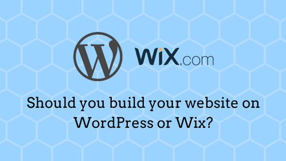 WordPress vs. Wix: which is best for your website