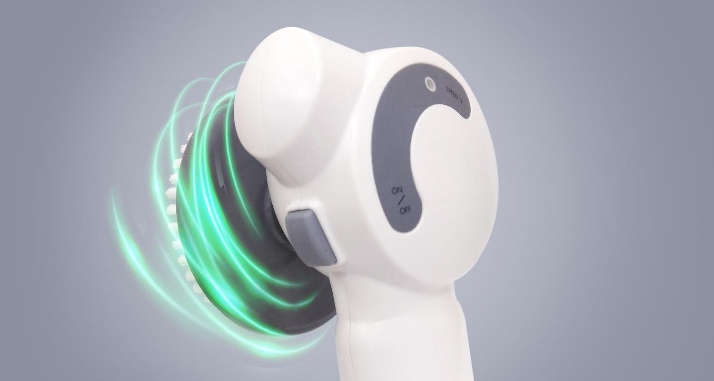 雪豹智能電動無線清潔打蠟機_定速旋轉