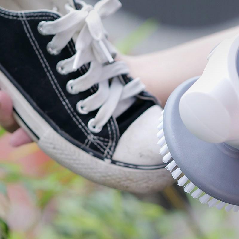 4吋短硬刷_刷布鞋