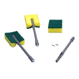 Extending Clamp & Scouring Sponge *3
