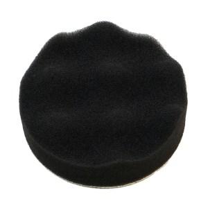 4″ Waffle Foam Pad (black)