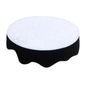 4吋黑波浪海綿(6入)
