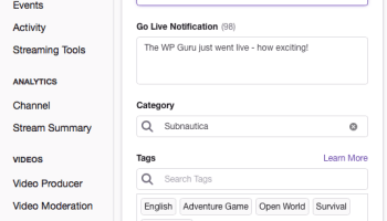 How to find your Followers on Twitch | The WP Guru