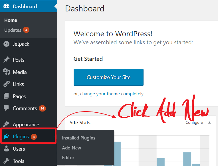 How to Install a WordPress Plugin Step by Step - 1