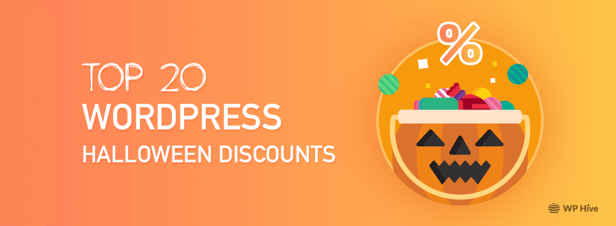 Best WordPress Halloween Discounts and Deals [2019] 1