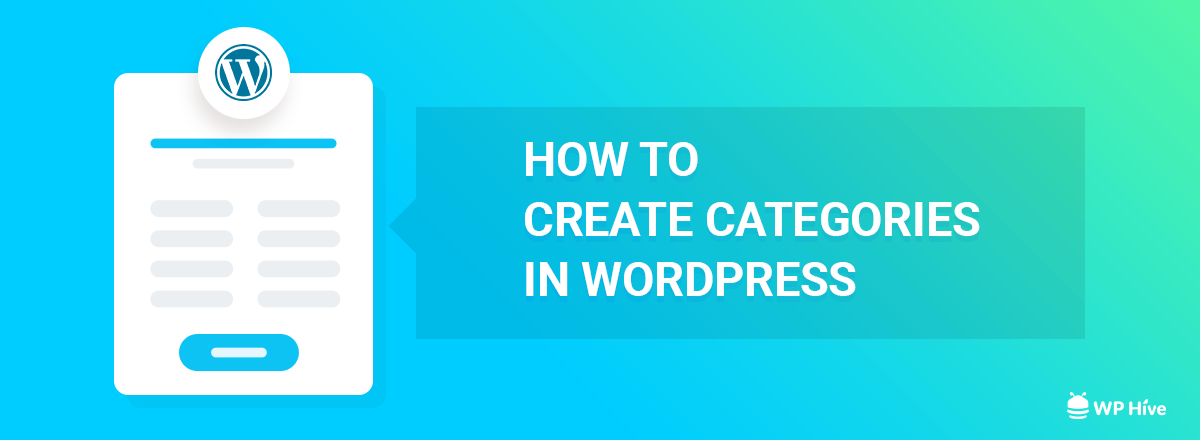 How to Easily Create Categories in WordPress [2020]