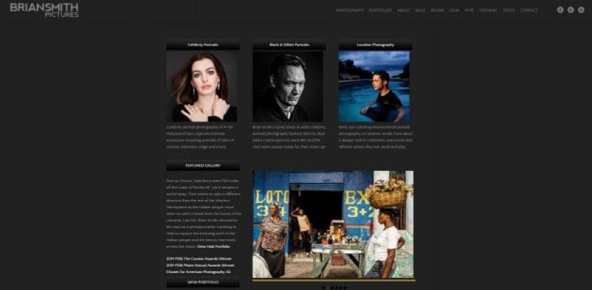 Brian Smith- wordpress sites 2018