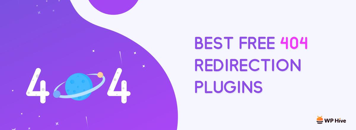 7 Best 404 Redirect Plugins for WordPress [2020]