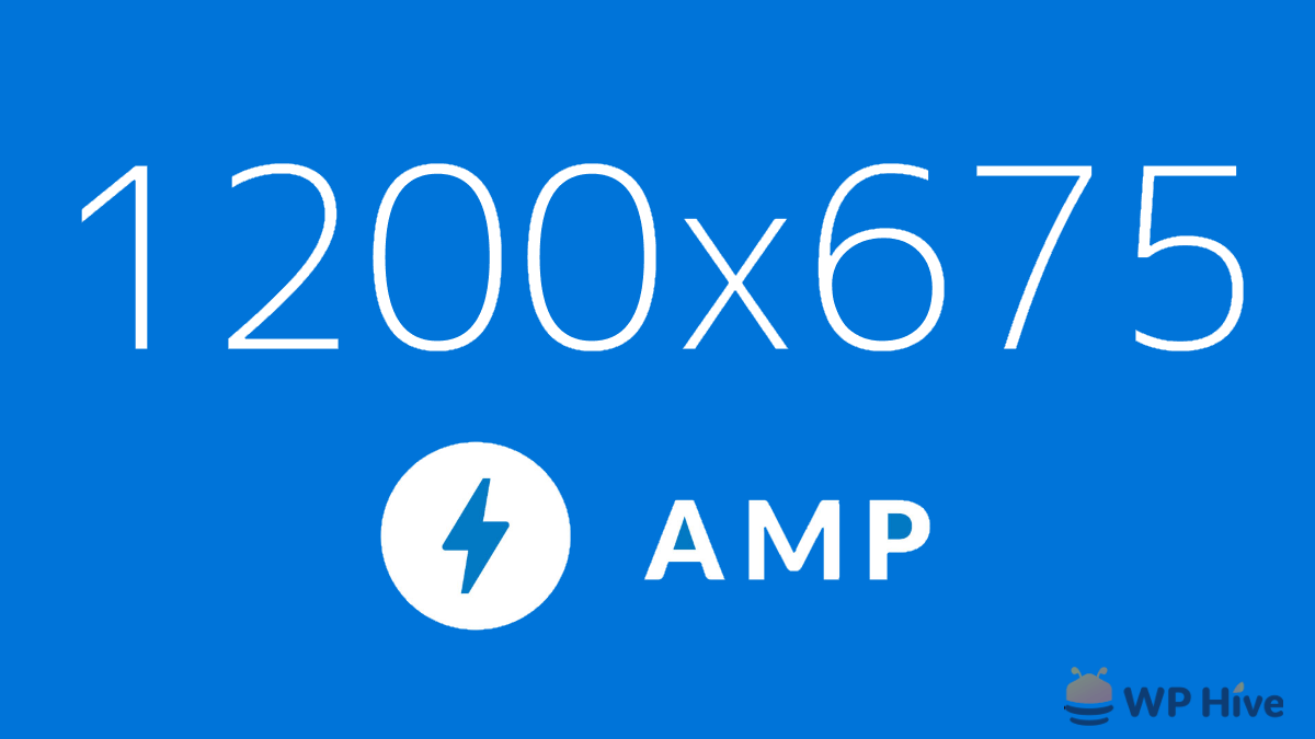 Google Sends Many AMP Issue Detected Notices and Publishes New Image Size Requirements for AMP