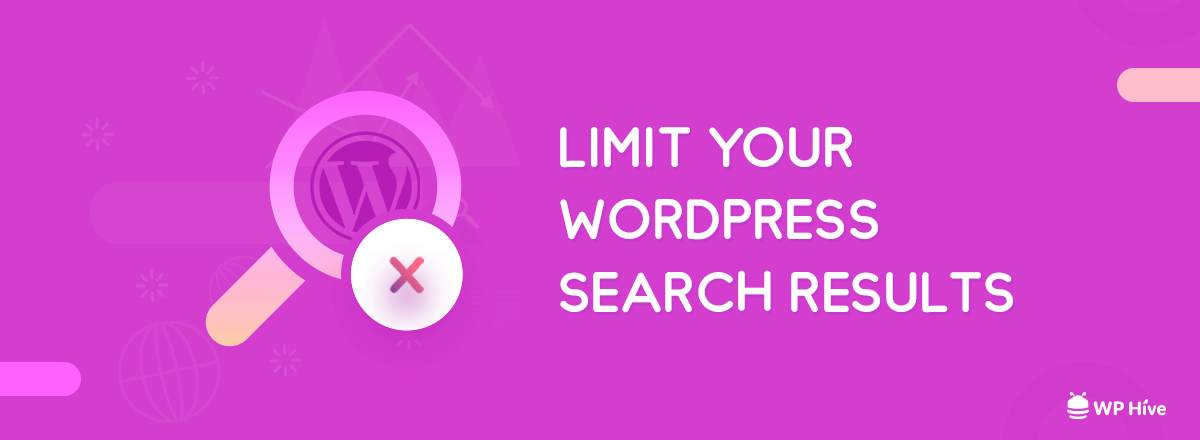 Limit WordPress Search Results by Category, Post Type, Post Title 1