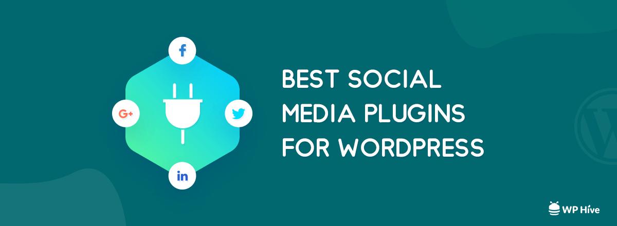 Best Social Media Plugin for WordPress