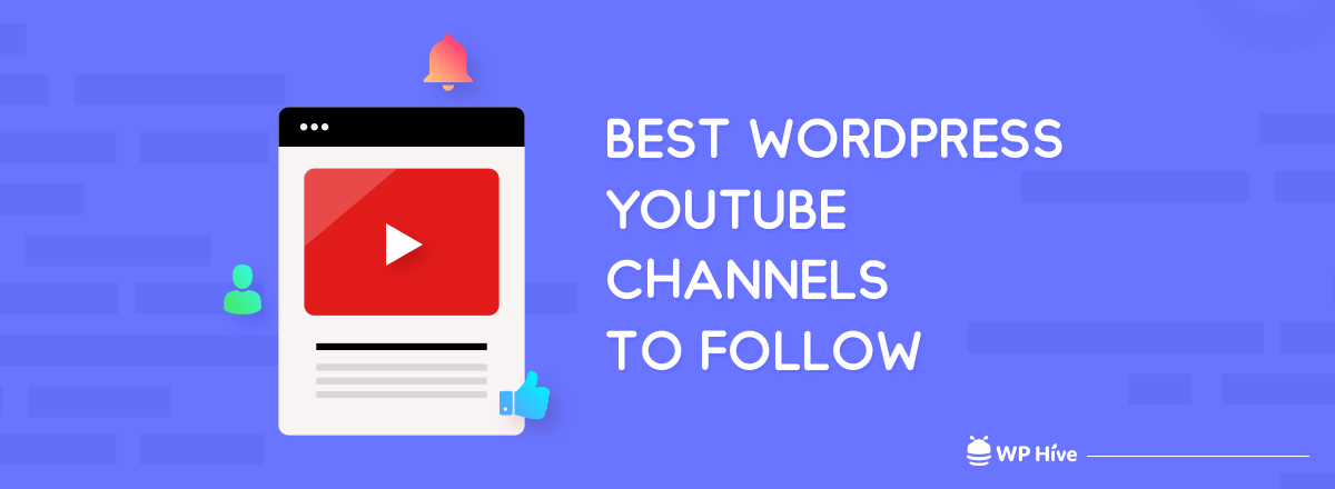 Best WordPress Channels to Follow on YouTube