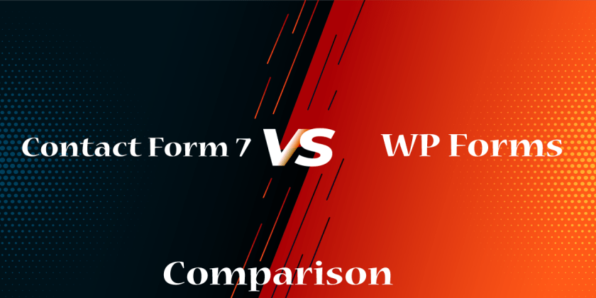Contact form 7 vs WP Forms