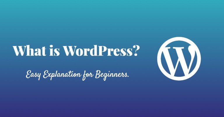 What is WordPress? Define WP for Beginners