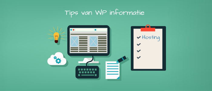 WordPress hosting informatie