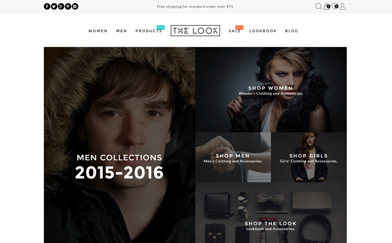 Lookclean-WooCommerce-theme