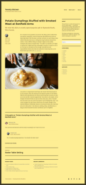 2016 WordPress Theme color-scheme-yellow