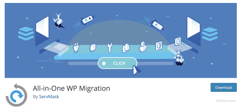 All-in-One WP Migration Plugin Download