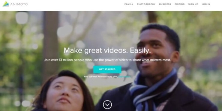 Animoto Video Maker Photo Slideshow Maker Animoto