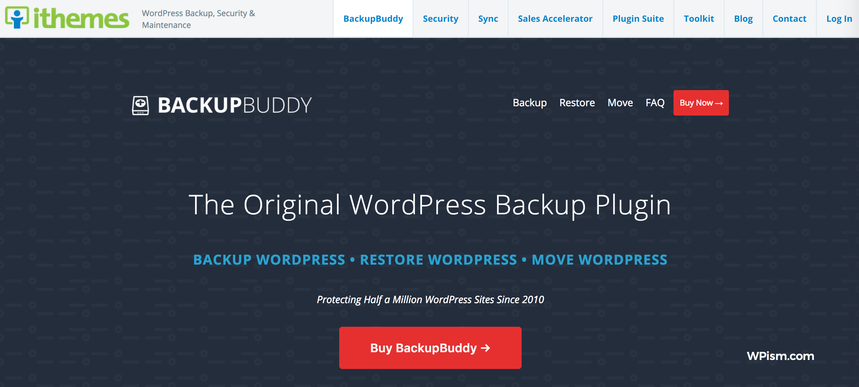 BackupBuddy Plugin Migration Backup ithemes